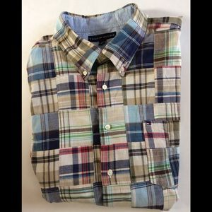 Tommy Hilfiger XXL Men's Short sleeve shirt. EUC